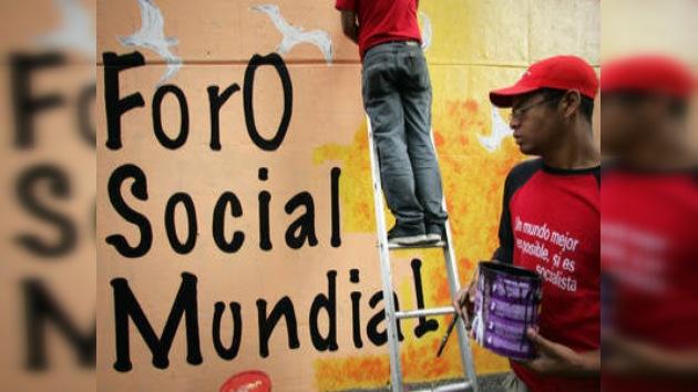 Comienza en Porto Alegre el décimo Foro Social Mundial