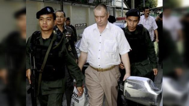 Nuevas acusaciones contra tripulantes del IL-76 arrestados en Tailandia