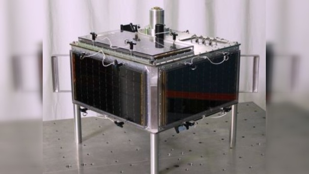 Un satélite estudiantil llegó a la EEI con el carguero Progress