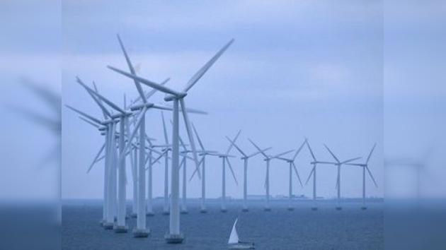 Londres pone sus esperanzas en la energía eólica