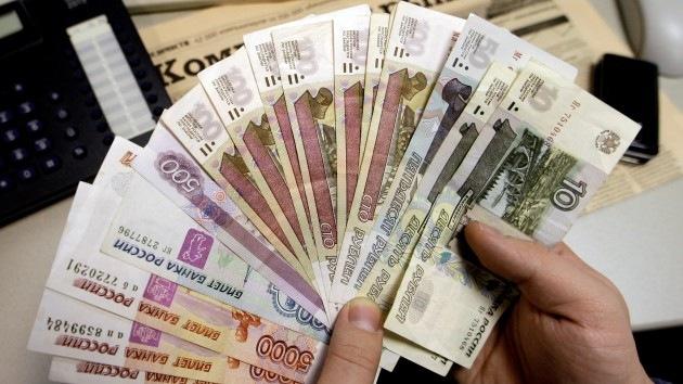 El rublo ruso empieza a circular oficialmente en Crimea