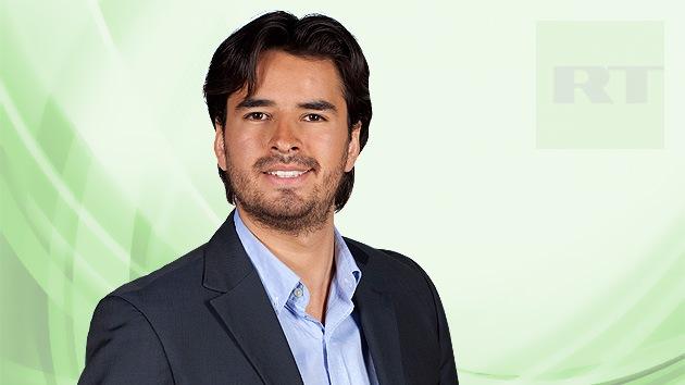 Respuestas directas: El presentador de RT Erick Fonseca charlará con los internautas