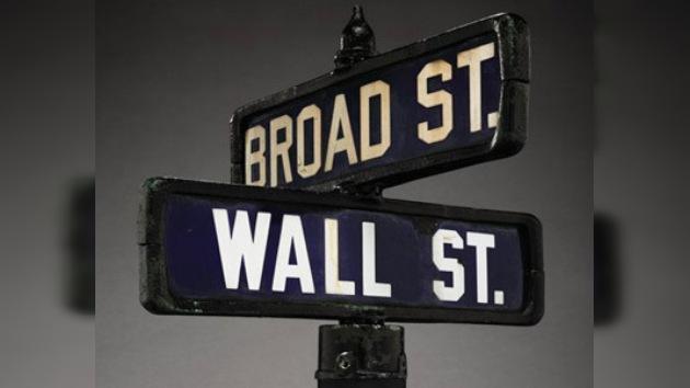 "Subastaron vetusta señal de ""Wall St."""