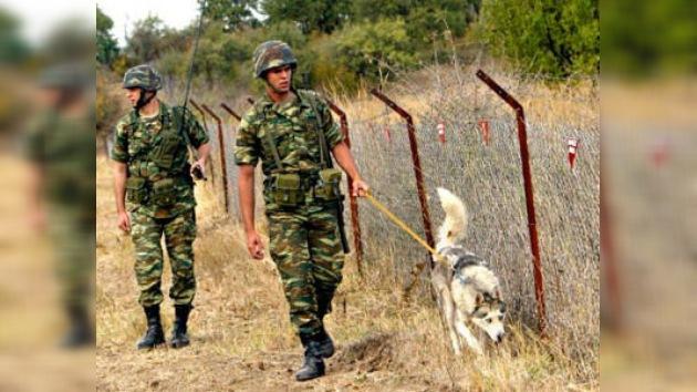 Grecia construye un gigantesco foso defensivo en la frontera con Turquía