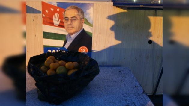 Abjasia se prepara para las elecciones presidenciales