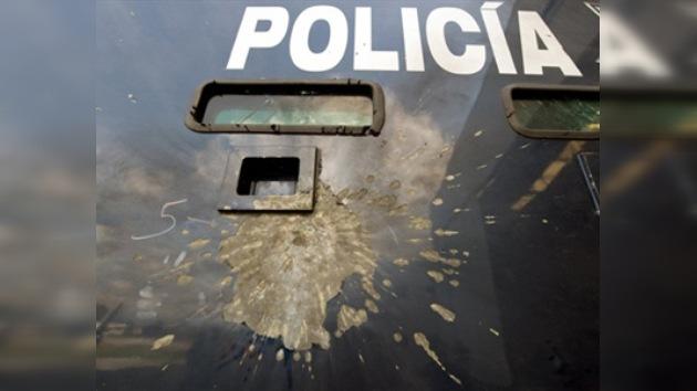 Reportan tiroteos y bloqueos en Michoacán