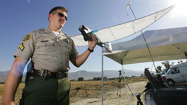 California podría hacer frente a la criminalidad con 'drones'