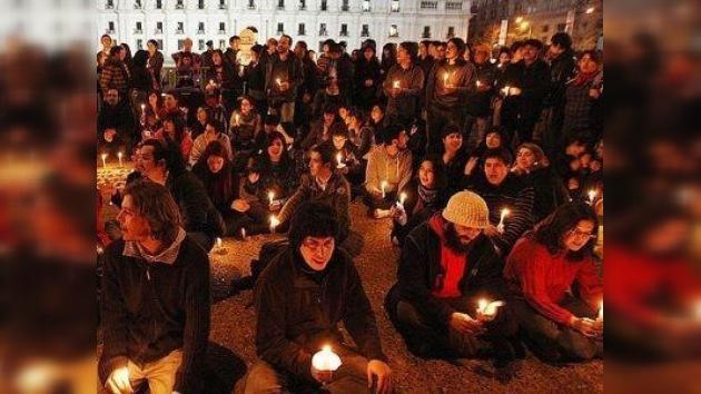 """Movimiento estudiantil chileno: """"Nuestra voz es la calle"""""""