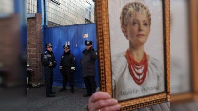 Engrosan cada vez más el proceso de la ex primera ministra de Ucrania