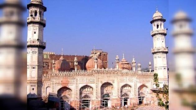 Al menos diez muertos en un atentado suicida en Pakistán