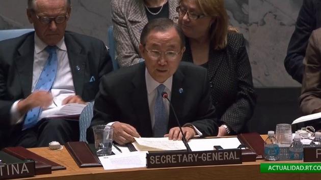 El Consejo de Seguridad de la ONU debate el borrador de Rusia y EE.UU. sobre Siria