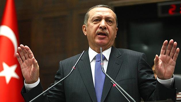 """Turquía: """"Israel es un Estado terrorista"""""""