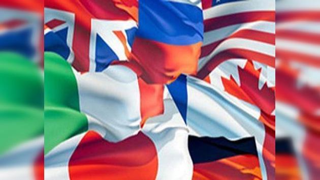 Los responsables financieros del G7 se reúnen en el Ártico sin Rusia