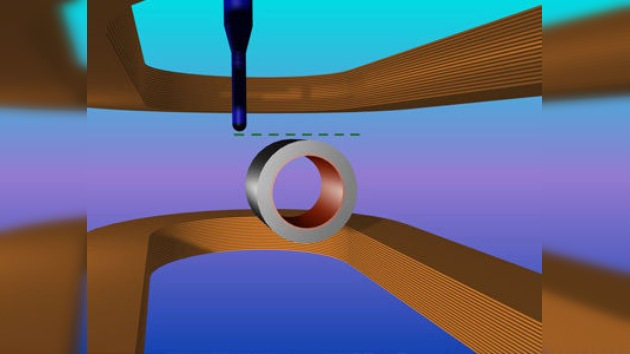 Descubren un nuevo dispositivo invisible a los campos magnéticos