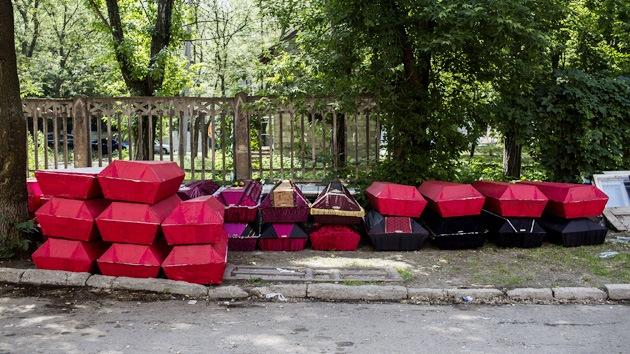 Kiev: En la ofensiva en el este de Ucrania murieron 478 civiles, entre ellos 7 niños