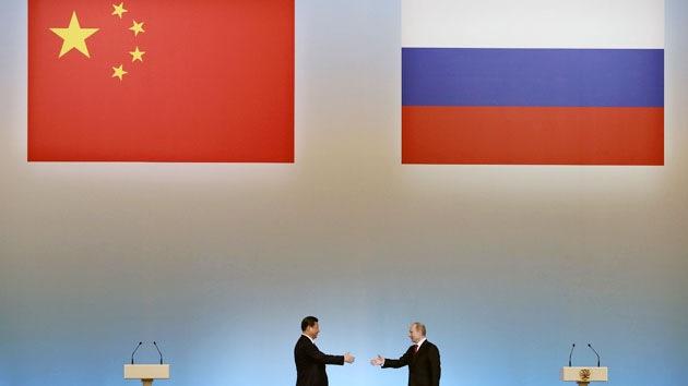 """Viceprimer ministro ruso: """"El diálogo ruso-chino se desarrolla muy intensamente"""""""