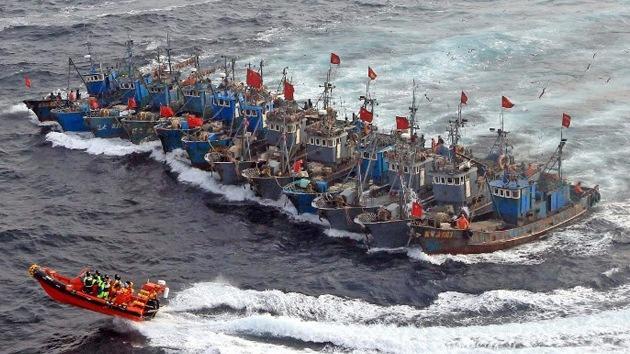 Las 50.000 armas secretas de China en el mar de la Disputa