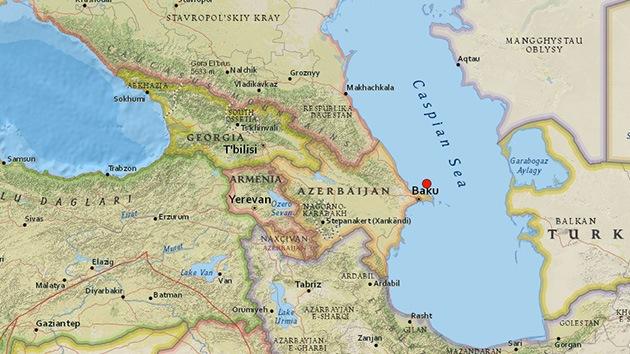 Un sismo de magnitud 4,9 sacude Azerbaiyán