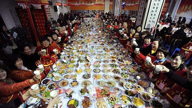 Chinos responden a EE.UU. su felicitación de Año Nuevo: ¡Devuélvenos el dinero!