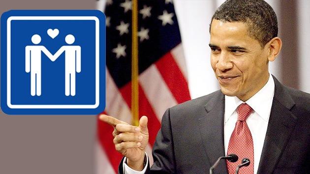 Obama, el 'primer presidente gay'