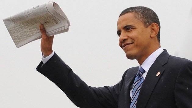 La libertad de prensa en EE.UU., amenazada por la administración de Obama