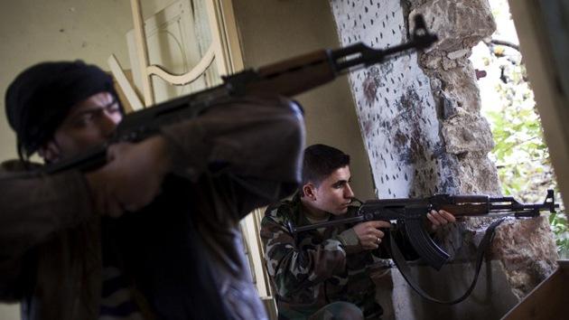 """Enemigos de Al Assad preparan falsos """"mercenarios rusos en Siria"""""""
