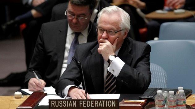"""""""Es mejor no intentarlo"""": Rusia advierte contra los intentos de """"ofenderla"""" en la ONU"""