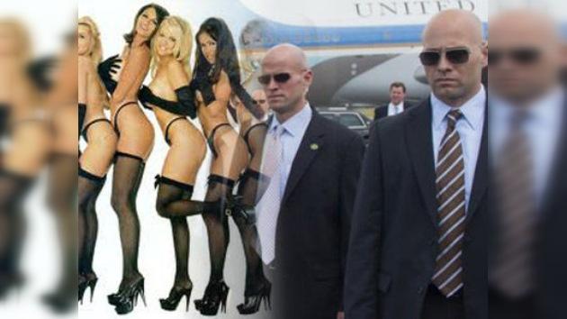 Cóctel escandaloso: sexo, drogas... y la seguridad de Obama