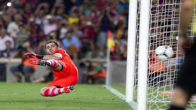 Fotos: El FC Barcelona y el Real Madrid dejan la Supercopa de España abierta para la vuelta