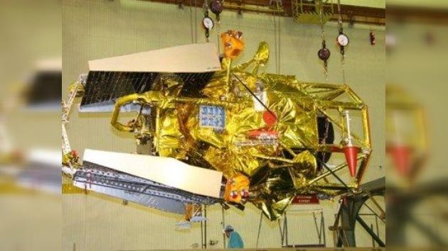 Cuenta atrás para la colisión de la sonda rusa Fobos-Grunt con la Tierra