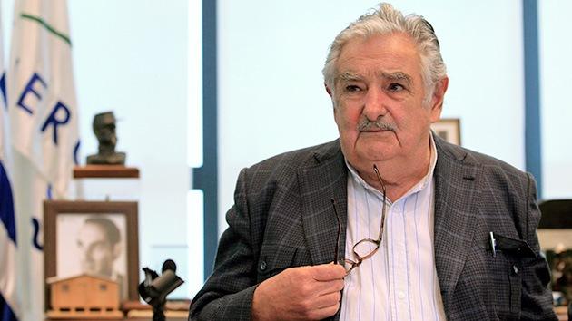 """Mujica llama al Likud y a Hamás """"patologías extremas del odio nacionalista"""""""