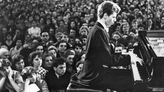 Fallece el célebre pianista Van Cliburn