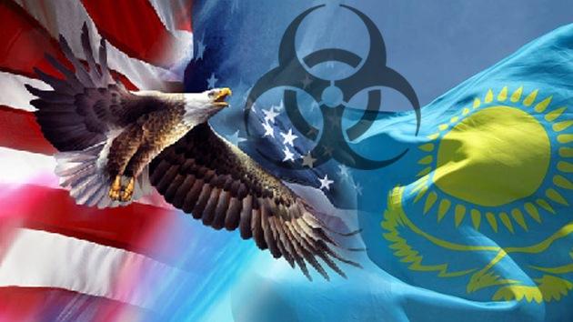 Centro biológico en Kazajistán, ¿una nueva base de EE.UU.?