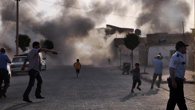 Un proyectil sirio mata a cinco personas en el sureste de Turquía