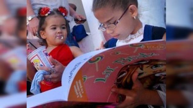 Rusia es el 'País Invitado de Honor' en la 19ª Feria del Libro de Cuba