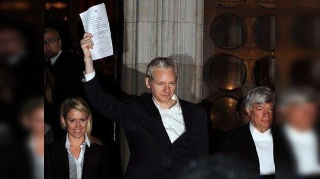 Hoy se anuncia la decisión sobre la extradición de Assange a Suecia