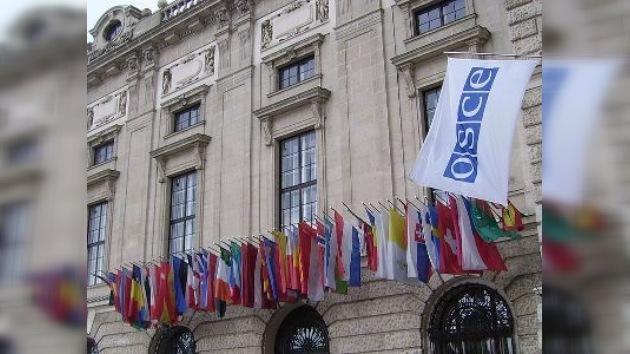 Los cancilleres de la OSCE examinan el proyecto ruso de seguridad europea