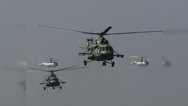 El Pentágono negocia con Rosoboronexport la compra de Mi-17 para Afganistán