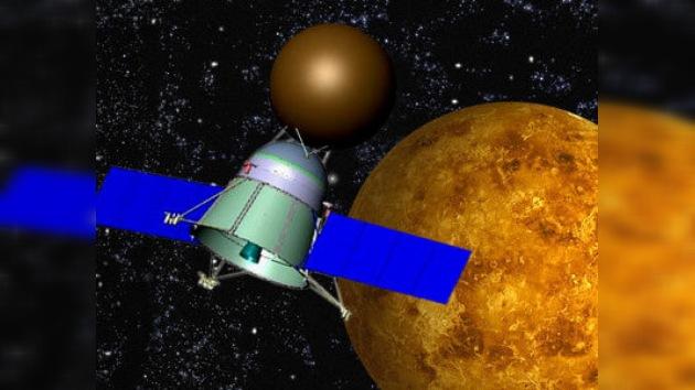 Estación cientifica rusa volará a Venus antes del 2020