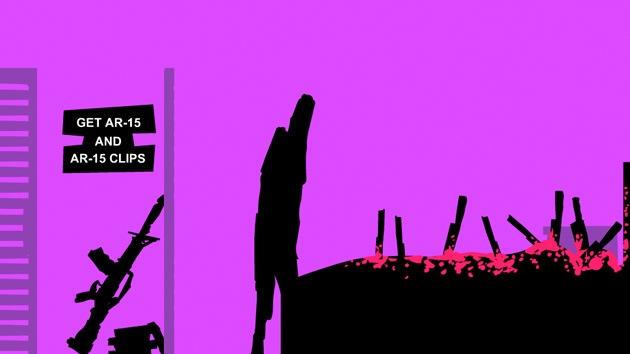 Gran escándalo por un juego en línea que simula la masacre de la escuela Sandy Hook