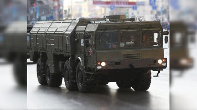 Rusia responde al sistema antimisiles de EE. UU. con proyectiles Iskander-M
