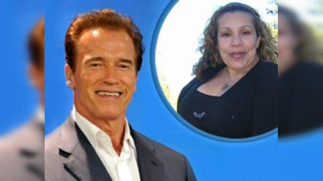 Sale a la luz identidad de la mujer con quien Schwarzenegger tuvo un hijo extramarital