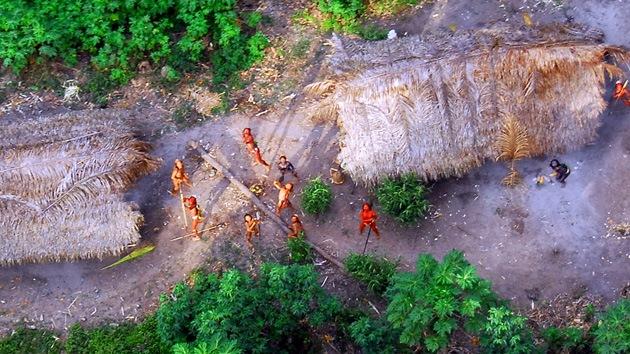 6 tribus aisladas que ignoran la existencia de la civilización