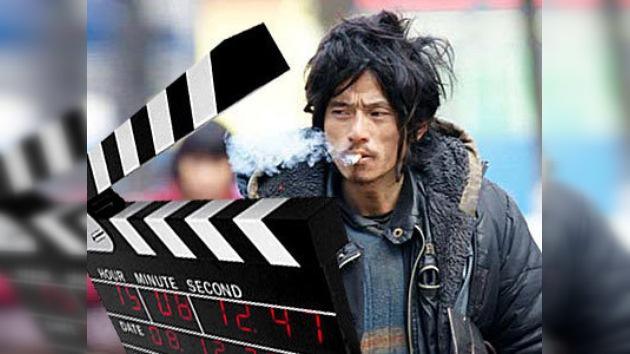 Filmarán una película sobre el vagabundo 'mas sexy' de China