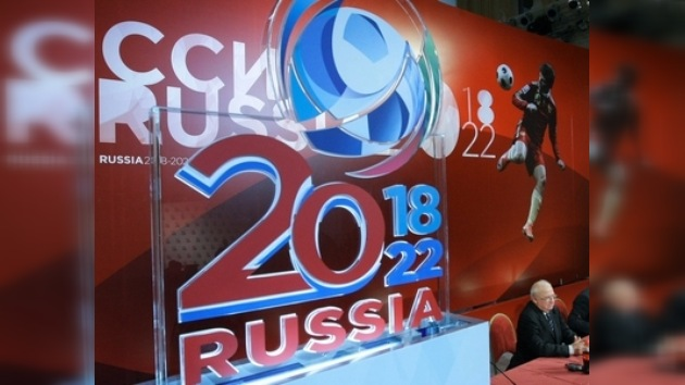 Rusia presentó en Sudáfrica su propuesta para acoger el Mundial de Fútbol