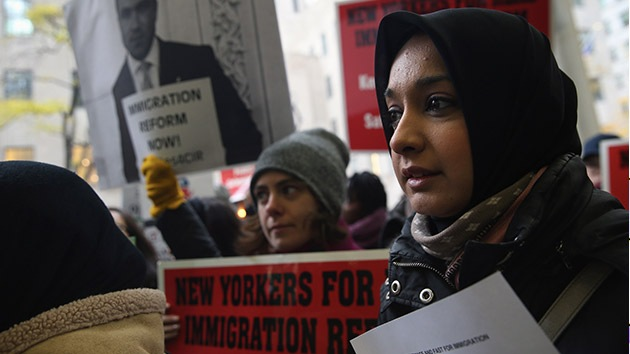 Una huelga de hambre llenará las calles de EE.UU. para acelerar la reforma migratoria