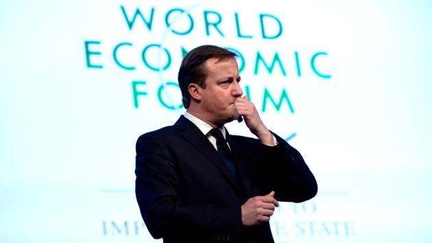 David Cameron  propone crear una nueva Unión Europea