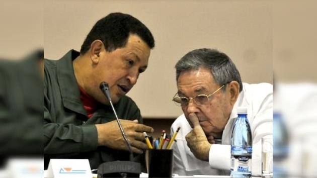 Raúl Castro y Chávez encabezan la Cumbre del ALBA