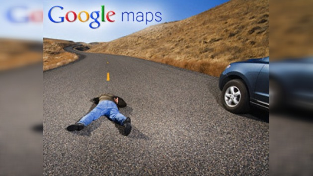 Accidente por culpa de... ¿Google Maps?