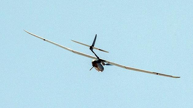 Fotos: El Estado Islámico asegura haber capturado un dron iraní